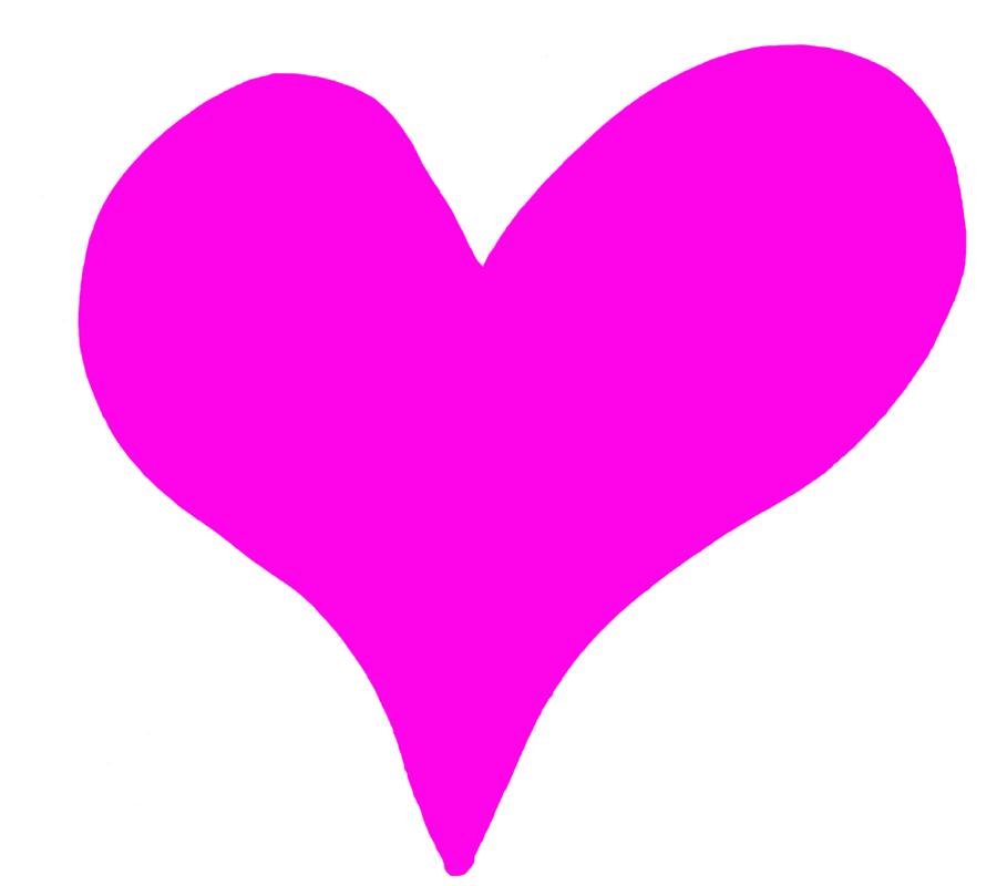 Rosa Herz – ein Symbol für eine Herzensperspektive